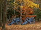 French Artillery  Colonial National Historic Park  Virginia  USA
