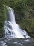 Cascade Falls  Jefferson National Forest  Virginia  USA