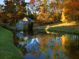 Mabry Mill  Blue Ridge Parkway  Virginia  USA