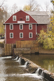 The War Eagle Mill  Old Gristmill  War Eagle  Arkansas  USA