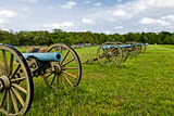 The Sights of the Shiloh Military Park  Shiloh  Tennessee  USA