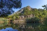 Ruins in Olympos  Antalya  Turkey