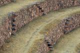 The Circular Incan Agricultural Terraces at Moray  Peru