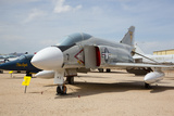 Mcdonnell YF-4J 'Phantom Ii'  Jet Fighter  Tucson  Arizona  USA