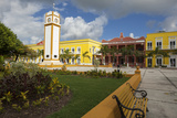 Plaza Del Sol in Cozumel  Mexico