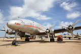Lockheed L-049 'Constellation'  Tucson  Arizona  USA