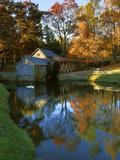 Mabry Mill  Blue Ridge Parkway  Virginia  USA