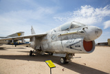 Vought A-7E 'Corsair II'  Attack Aircraft  Tucson  Arizona  USA