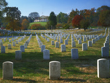 Arlington National Cemetery  Virginia  USA
