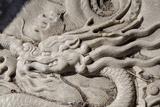 Marble Dragon Statue  Forbidden City  Beijing  China