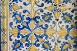 Portuguese Tiles  Jesuit Cathedral Basilica  Salvador  Bahia  Brazil