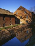 Aldie Mill 1809  Aldie  Virginia  USA