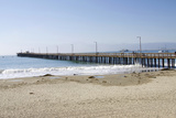 Historic Landmark Avila Beach Pier  Avila Beach  California  USA