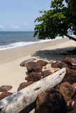 View of the Ocean on the Gulf of Guinea  Libreville  Gabon