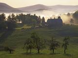 Farm  Giles County  Virginia  USA