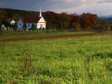Woodland Union Church  Bath County  Virginia  USA