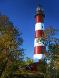 Assateague Lighthouse  Assateague Island  Virginia  USA