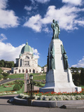 Saint Joseph's Oratory  Montreal  Quebec  Canada