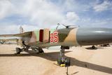 Mikoyan-Gurevich MiG-23MLD 'Flogger-K'  Tucson  Arizona  USA