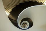 Spiral Staircase  Silken Gran Hotel Domine  Bilbao  Spain