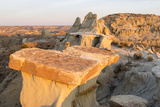 Badlands Formations  Theodore Roosevelt NP  North Dakota  USA