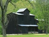 Montauk Mill  Montauk State Park  Missouri  USA