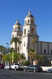 Saint Augustine Cathedral  Tucson  Arizona  USA