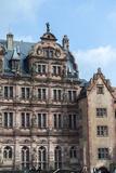 Heidelberg Castle  Baden-Wurttemberg  Germany