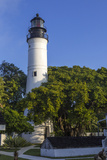 Lighthouse in Key West Florida  USA