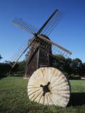 Jamestown Windmill  Conanicut Island  Rhode Island  USA