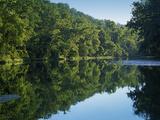 Meramec River  Bennett Spring State Park  Missouri  USA