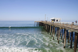 Pismo State Beach Pier  Pismo Beach  California  USA