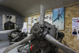 Engines from Battle of Dunkirk  Dunkerque  French Flanders  France