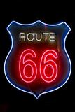 Route 66 Sign  Albuquerque  New Mexico  USA