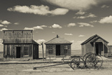 1880 Town  Pioneer Village  Stamford  South Dakota  USA