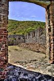 The Annaberg Sugar Mill on the Island of St John  Us Virgin Islands