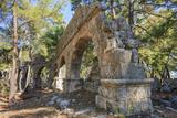 Historical Ruins of Phaselis  Antalya  Turkey