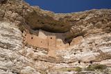 Cliff Dwelling  Montezuma Castle National Monument  Arizona  USA