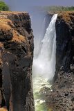 The Smoke That Thunders  Victoria Falls  Zimbabwe