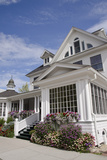 Hotel Iroquois  Mackinac Island  Michigan  USA
