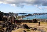 Fort Louis  Marigot  St Martin  French West Indies