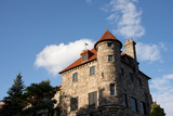 Historic Singer Castle  Dark Island  New York  USA