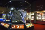 Kansas Cosmosphere and Space Center Interior  Hutchinson  Kansas  USA
