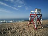 Beachfront  Charleston Beach  Rhode Island  USA