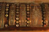 Antique Brass Cash Register  Maine  USA