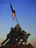 Iwo Jima Memorial  Washington DC  USA
