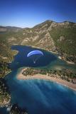 Paramotor Flying in Oludeniz  Aerial  Fethiye  Turkey