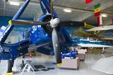 World War 2-Era  F4U Corsair Aircraft  Fargo  North Dakota  USA