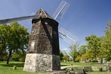 Farris Windmill  Greenfield Village  Dearborn  Michigan  USA