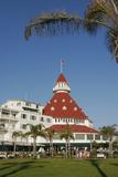 Hotel Del Coronado  Coronado  San Diego  California  USA